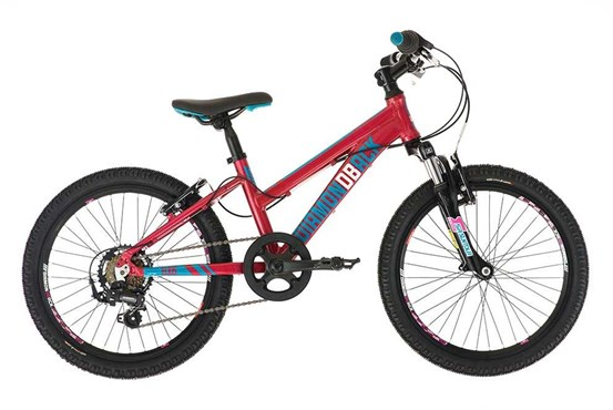 Image of DiamondBack Elios 20 HT Girls 20W 2017 - Kids Bike