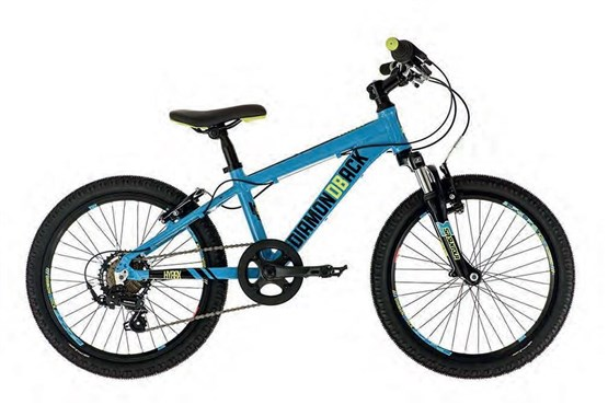 DiamondBack Hyrax 20 HT Boys 20W 2018 - Kids Bike