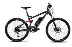DiamondBack Corax 2.0 27+ FS EMTB 27.5+ 2017 - Electric Mountain Bike