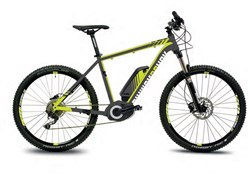 Product image for DiamondBack Corvus 1.0 27+ HT EMTB 27.5+ 2017 - Electric Mountain Bike