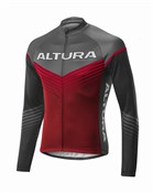 Altura Sportive Chevron Long Sleeve Cycling Jersey AW16