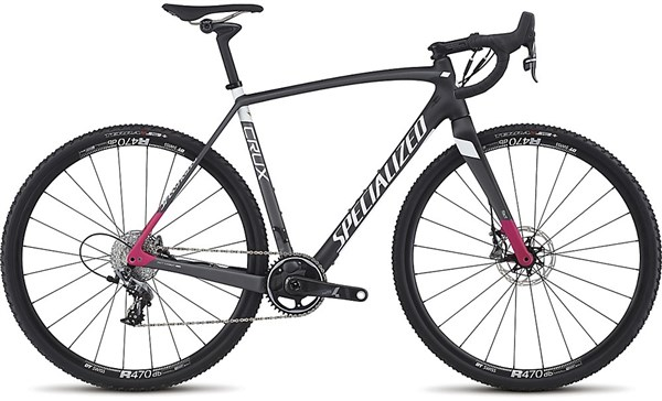Specialized CruX Expert X1 700c 2017 - Cyclocross Bike