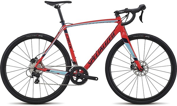 Specialized CruX Sport E5 700c 2017 - Cyclocross Bike