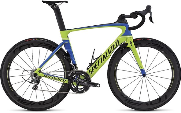 Image of Specialized Venge Pro Vias 700c 2017 - Road Bike