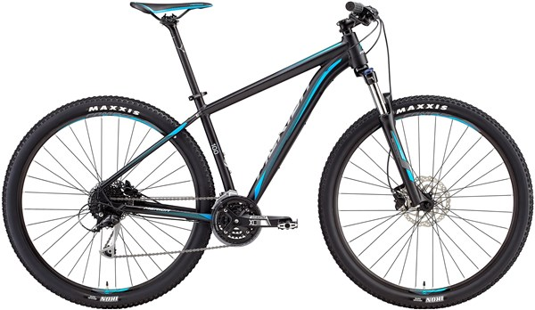 Image of Merida Big Nine 100 29er  Mountain Bike 2017 - Hardtail MTB