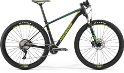 Merida Big Nine 4000 29er  Mountain Bike 2017 - Hardtail MTB