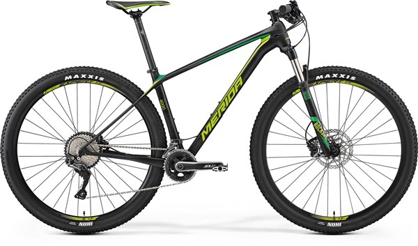 Image of Merida Big Nine 4000 29er  Mountain Bike 2017 - Hardtail MTB