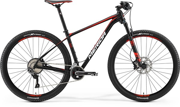 Image of Merida Big Nine 800 29er  Mountain Bike 2017 - Hardtail MTB