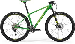 Merida Big Nine XT-Edition 29er  Mountain Bike 2017 - Hardtail MTB