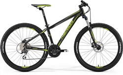 "Merida Big Seven 20D 27.5"" Mountain Bike 2017 - Hardtail MTB"
