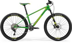 "Merida Big Seven XT-Edition 27.5""  Mountain Bike 2017 - Hardtail MTB"