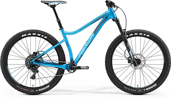 Merida Big Trail 600 650b Mountain Bike 2017 - Hardtail MTB
