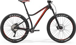Merida Big Trail 800 650b Mountain Bike 2017 - Hardtail MTB