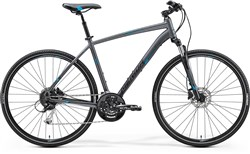 Merida Crossway 100 2017 - Hybrid Sports Bike