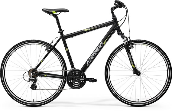 Merida Crossway 10-V 2017 - Hybrid Sports Bike
