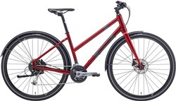 Merida Crossway Urban 100 Womens 2017 - Hybrid Sports Bike