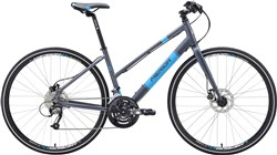Merida Crossway Urban 40-D Womens 2017 - Hybrid Sports Bike