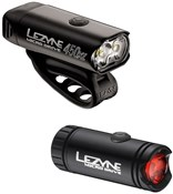 Lezyne Micro Drive 450XL/Micro USB Rechargeable Light Set