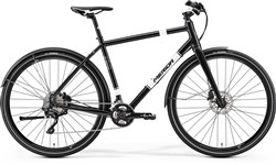 Merida Crossway Urban XT-Edition 2017 - Hybrid Sports Bike
