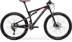 "Merida Ninety-Six 7.7000 27.5"" Mountain Bike 2017 - Full Suspension MTB"