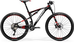 "Merida Ninety-Six 7.800 27.5"" Mountain Bike 2017 - Full Suspension MTB"