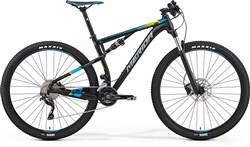 Product image for Merida Ninety-Six 9.600 29er Mountain Bike 2017 - Full Suspension MTB