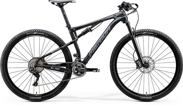 "Merida Ninety-Six 9.XT-Edition 29"" Mountain Bike 2017 - Full Suspension MTB"