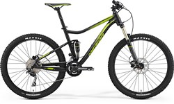 Merida One Twenty 7.500 650b Mountain Bike 2017 - Full Suspension MTB