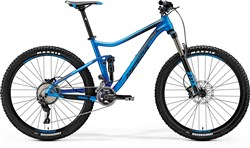 Merida One Twenty 7.XT-Edition 650b Mountain Bike 2017 - Full Suspension MTB