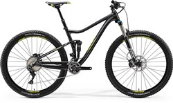 "Merida One Twenty 9.7000 29"" Mountain Bike 2017 - Full Suspension MTB"
