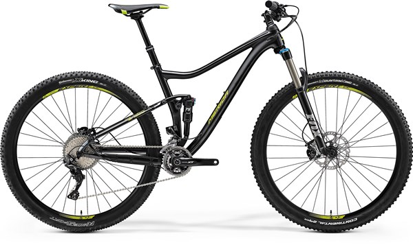"Image of Merida One Twenty 9.7000 29"" Mountain Bike 2017 - Full Suspension MTB"