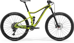 "Merida One Twenty 9.8000 29"" Mountain Bike 2017 - Full Suspension MTB"