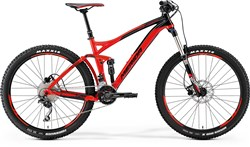 Merida One-Forty 500 650b Mountain Bike 2017 - Full Suspension MTB