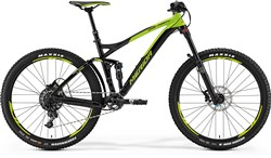 Merida One-Forty 600 650b Mountain Bike 2017 - Full Suspension MTB