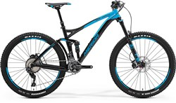 Merida One-Forty 700 650b Mountain Bike 2017 - Full Suspension MTB