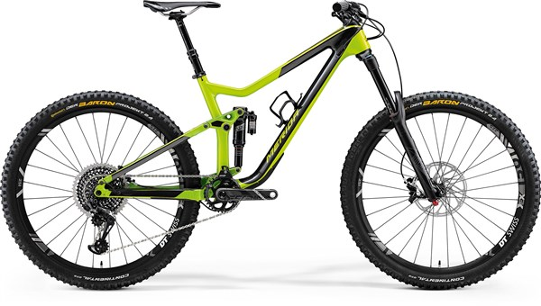 Merida One-Sixty 8000 650b Mountain Bike 2017 - Full Suspension MTB