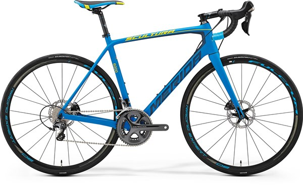 Image of Merida Scultura 6000 Disc 2017 - Road Bike