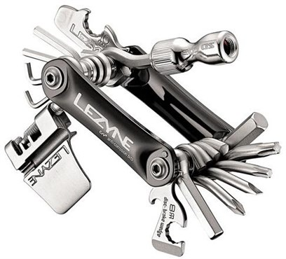Image of Lezyne Rap 21 Co2 Multi Tool