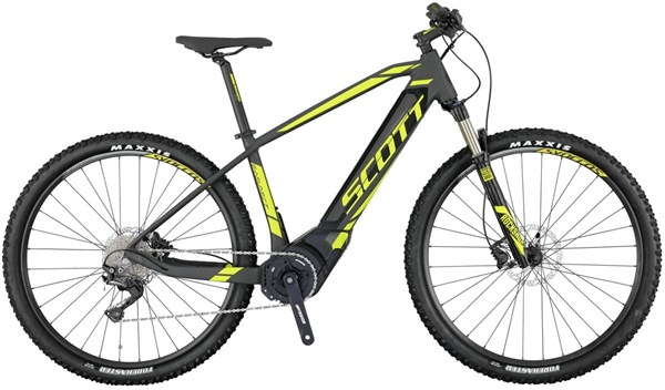 Scott E-Aspect 720 27.5 2017 - Electric Mountain Bike