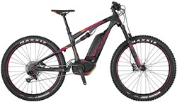 Scott E-Contessa Genius 720 Plus 27.5 Womens 2017 - Electric Mountain Bike