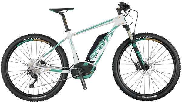 Scott E-Contessa Scale 730 27.5 Womens 2017 - Electric Mountain Bike