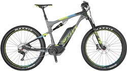 Scott E-Genius 710 Plus 27.5 2017 - Electric Bike