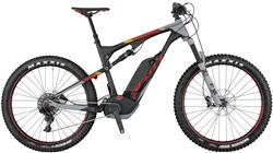 Scott E-Genius 720 Plus 27.5 2017 - Electric Bike