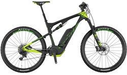Scott E-Genius 910 29er 2017 - Electric Bike