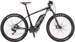 Scott E-Scale 710 Plus 27.5 2017 - Electric Bike