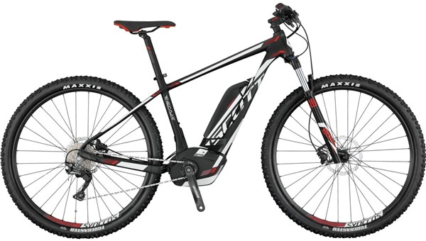 Image of Scott E-Scale 930 29er 2017 - Electric Bike