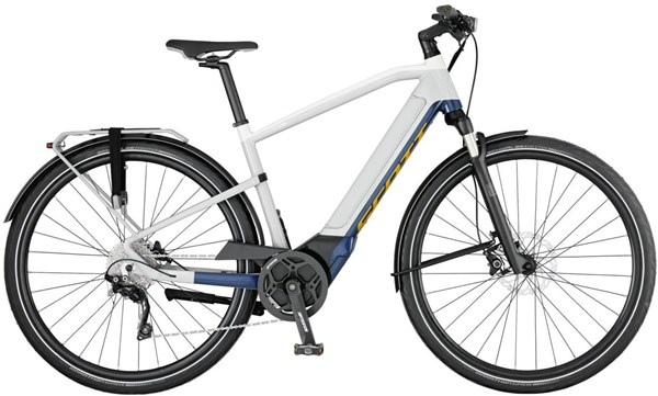Image of Scott E-Silence 20 2017 - Electric Bike