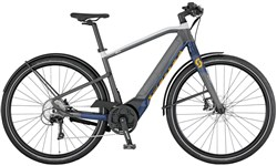Scott E-Silence Speed 10 2017 - Electric Bike