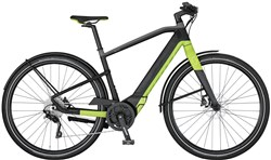 Scott E-Silence Speed 20 2017 - Electric Bike