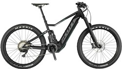 Scott E-Spark 710 Plus 27.5 2017 - Electric Bike